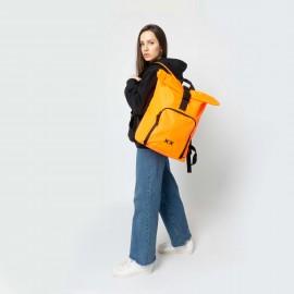 Рюкзак ROUTE помаранчевий