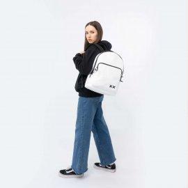 Рюкзак MIDWAY білий тайвек