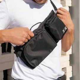 Поясна сумка MINIKIT чорна