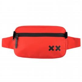"""Поясна сумка """"YARD"""" червона"""